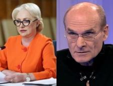 """CTP, despre angajarea Vioricai Dancila si a lui Mircea Pascu la BNR: """"Erau doi someri pe care in mediul privat nu i-ar fi angajat nici dracu sa-i pieptene coada"""""""