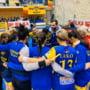 CUM ARATA afisul meciului Gloria Bistrita - Corona Brasov din prima mansa a turului 3 preliminar al Cupei EHF?!...