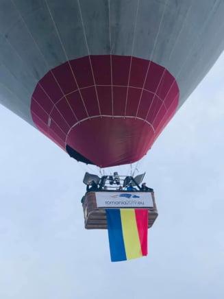 Ca presedinte al UE, Romania organizeaza zboruri cu balonul intr-o regiune istorica din Turcia (Video)