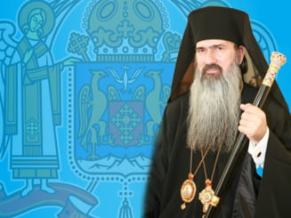 Ca sa scape de arest, arhiepiscopul Tomisului acuza o inscenare cu adeverinta falsa (Foto)