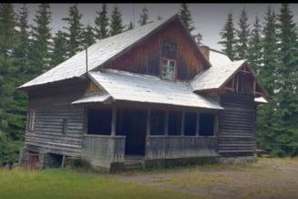 Cabana lui Mihail Sadoveanu din Muntii Sebesului. Cum a ajuns sa intre in proprietatea Ministerului de Interne FOTO VIDEO