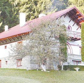 Cabanele Romsilva, varianta ieftina pentru un Revelion in mijlocul padurii