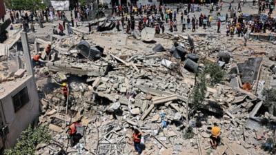 Cabinetul israelian de Securitate se reuneste pentru a discuta un armistitiu cu Hamas. Conflicul s-a soldat cu peste 230 de morti