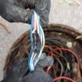 Cabluri roase de sobolani in centrul Bucurestiului: timp de doua ore n-a functionat niciun semafor