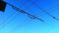 Cablurile retelei de troleibuze, gata sa fie vandute