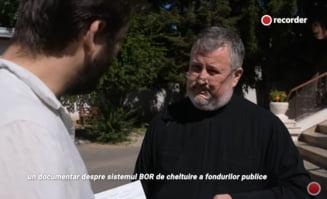 """Cad primele capete după investigația Recorder: """"Compromit Biserica"""". BOR acuză jurnaliștii de """"masiv anticlericalism"""""""