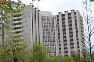Cadavre pe holurile Spitalului Universitar: Inspectorii sanitari au facut verificari si au dat amenzi de 21.000 de lei