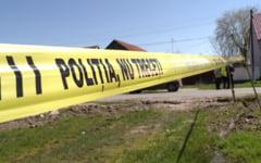 Cadavru descoperit in albia raului Olt