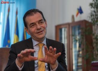 Cade guvernul Dancila? Cine va fi premier? Cand ar putea fi dizolvat Parlamentul? Interviu video cu Ludovic Orban
