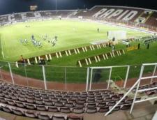 Cadoul lui Copos de Mos Nicolae: Intrare libera la meciul Rapid-FC Brasov
