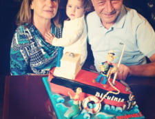 Cadoul primit de Traian Basescu de ziua lui