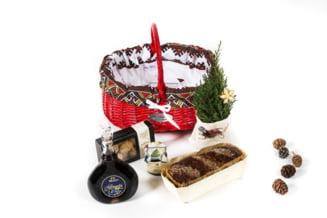 Cadourile Fabulous Baskets aduc mai aproape spiritul Craciunului