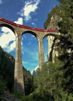 Cai ferate cu totul speciale (Galerie foto)