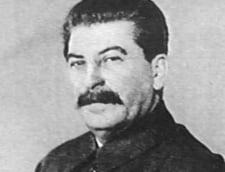 Caiete scolare cu fotografia lui Stalin, la Moscova