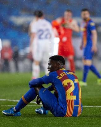 """Calatanii acuza arbitrajul dupa derby-ul pierdut cu Real Madrid. """"Nu stiu de ce exista VAR in Spania"""""""