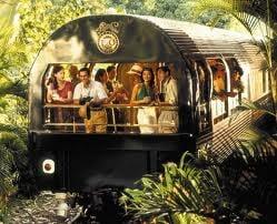 Calatoreste in jurul lumii cu cele mai luxoase trenuri (Galerie Foto)