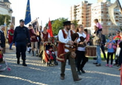 Calatorie in timp: Zilele Cetatii aduc trupe medievale si mestesugari in Oradea