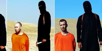 Calaul jurnalistilor James Foley si Steven Sotloff, identificat de FBI