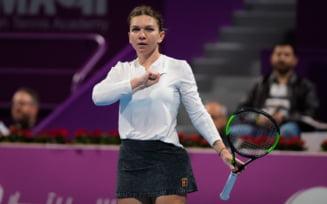 Calcule complete la varful ierarhiei WTA. Cum arata lupta dintre Simona Halep si Naomi Osaka dupa turneul de la Doha