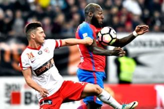 Calcule in Liga 1 inaintea ultimei etape: Cum pot castiga titlul Viitorul, FCSB si Dinamo