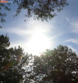 Caldura mare, o usoara racire, apoi din nou cald - Iata prognoza meteo pentru urmatoarele doua saptamani