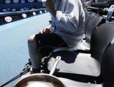 Caldura ucigatoare in Australia: Pe un teren de la Open se poate gati un ou. Cum se explica (Video)
