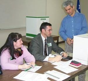 Calendarul alegerilor locale 2008