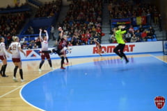 Calificare dramatica pentru Gloria Bistrita in sferturile Cupei EHF