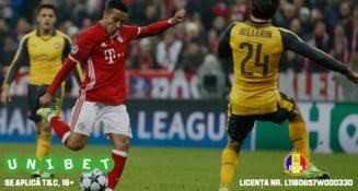 Calificarea pare decisa pentru Bayern si Real, insa exista multe oportunitati la pariuri