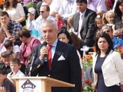"""Calin Popescu Tariceanu: """"E timpul schimbarii"""""""