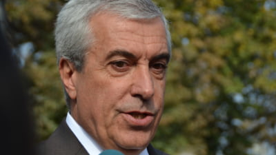 Calin Popescu Tariceanu, al doilea om in stat: A fost ales presedinte al Senatului