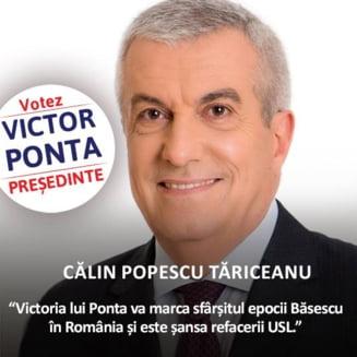 Calin Popescu Tariceanu, premierul iepure? (Opinii)