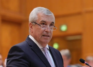 Calin Popescu Tariceanu, trimis in judecata in dosarul in care a luat mita 800.000 de dolari in timp ce era prim-ministru