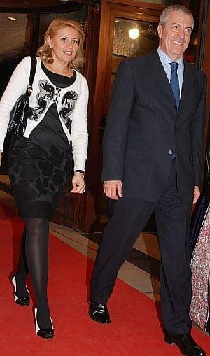 Calin Popescu Tariceanu a divortat
