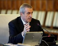 Calin Popescu Tariceanu vine la Galati