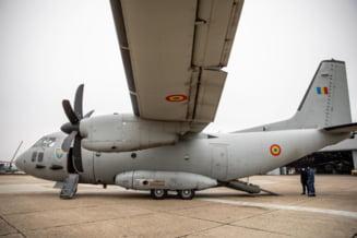 Calugarii raniti in explozia din judetul Constanta, transferati in Germania, cu un avion al Armatei