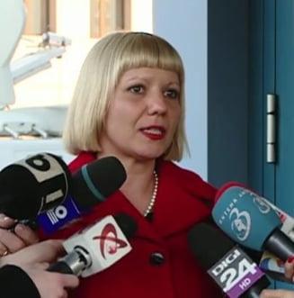 Camelia Bogdan, unul dintre judecatorii care l-au condamnat pe Voiculescu, nu va fi exclusa din magistratura - Decizie definitiva