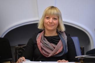 Camelia Bogdan cere sesizarea CJUE cu intrebari privind deciziile CCR, completurile specializate si Inspectia Judiciara