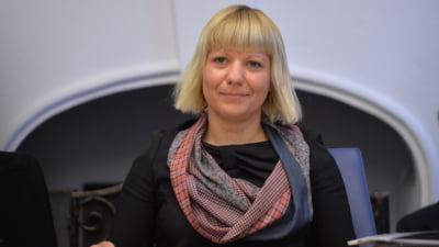 Camelia Bogdan vrea sa mearga la CCR cu ordonanta prin care sefii Inspectiei Judiciare au fost mentinuti in functii