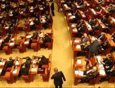 Camera Deputatilor demareaza un proiect de reducere a consumului de hartie (Video)