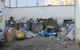 Camere de supraveghere montate la rampele de gunoi din Botosani. Sunt cautati cei care depoziteaza ilegal deseurile