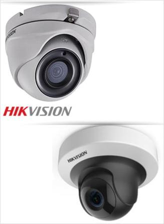 Camere de supraveghere video pentru locuinta si afacerea ta!