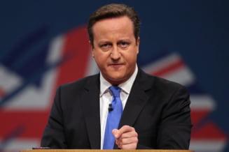 Cameron: Daca nu actionam, Rusia va destabiliza si alte tari, precum Romania (Video)
