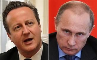 Cameron: NATO trebuie sa inarmeze estul Europei, pentru a rezista Rusiei