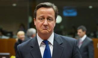 Cameron ameninta cu iesirea din UE, daca Juncker devine seful Comisiei Europene