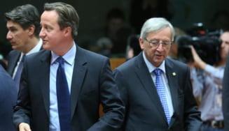 Cameron avertizeaza Romania: Daca Juncker va crede ca acordurile cu Rusia sunt mai importante?