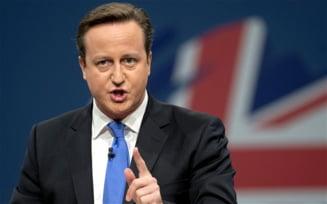 Cameron o ameninta pe Merkel cu iesirea Marii Britanii din UE: Daca nu obtinem ce vrem...