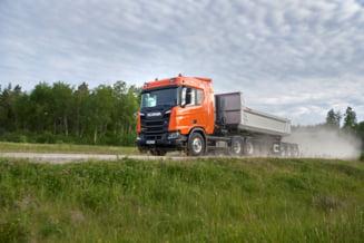 Camioane rulate de la companii de top - afla care sunt cele mai sigure investitii in domeniul transporturilor