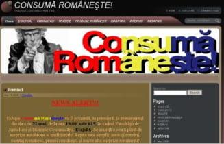 "Campania ""Consuma romaneste"" demareaza sambata"