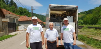 Campania Romania Recicleaza a trecut si prin comuna Pietroasa, judetul Timis